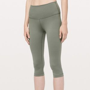 Lululemon Wunder Under High-Rise 1/2